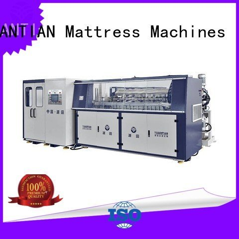 machine Automatic Bonnell Spring Coiling Machine YUANTIAN Mattress Machines bonnell spring machine