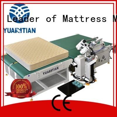 machine top binding mattress mattress tape edge machine YUANTIAN Mattress Machines