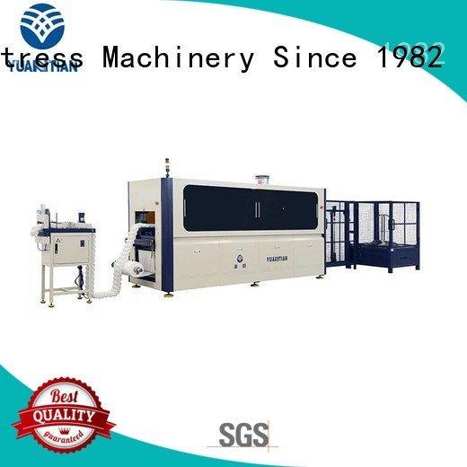 Automatic Pocket Spring Machine spring dtdx012 Automatic High Speed Pocket Spring Machine YUANTIAN Mattress Machines Warranty