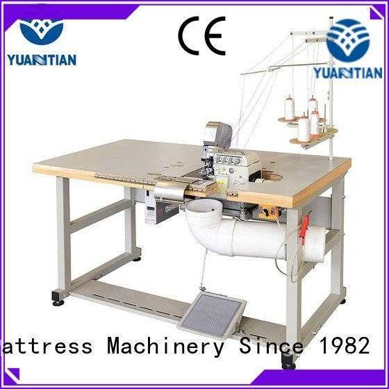 YUANTIAN Mattress Machines Brand mattress ds5 Double Sewing Heads Flanging Machine flanging ds5b