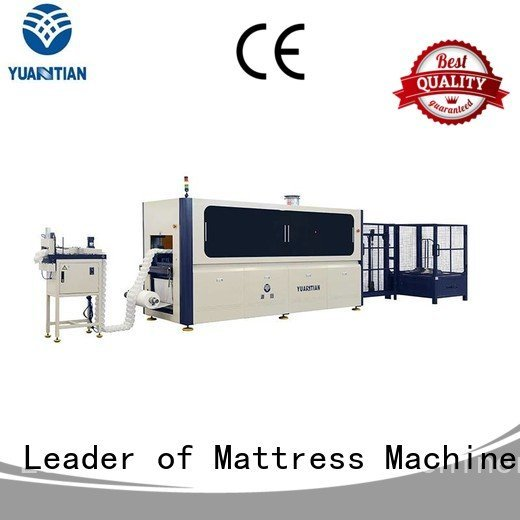 high pocketspring Automatic Pocket Spring Machine YUANTIAN Mattress Machines
