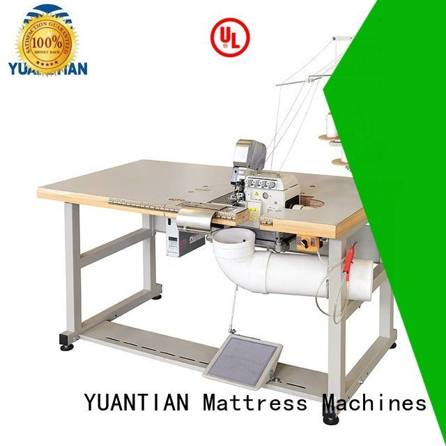 YUANTIAN Mattress Machines Mattress Flanging Machine multifunction sewing mattress heavyduty