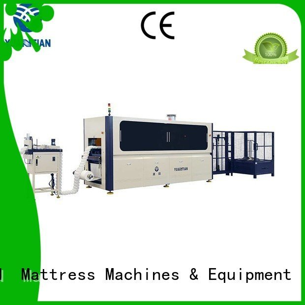 YUANTIAN Mattress Machines Brand production dzg1 Automatic Pocket Spring Machine machine pocketspring