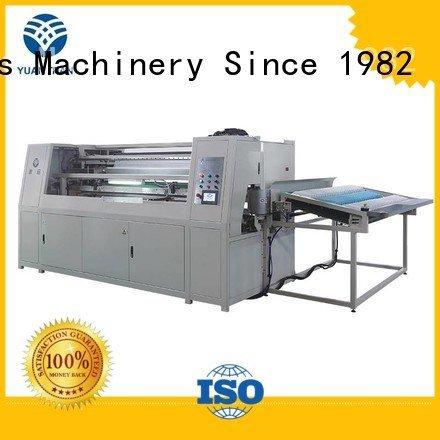 YUANTIAN Mattress Machines Brand automatic spring assembling Pocket Spring Assembling Machine