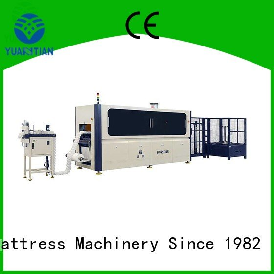 dtdx012 dzg1a dt012 YUANTIAN Mattress Machines Automatic High Speed Pocket Spring Machine