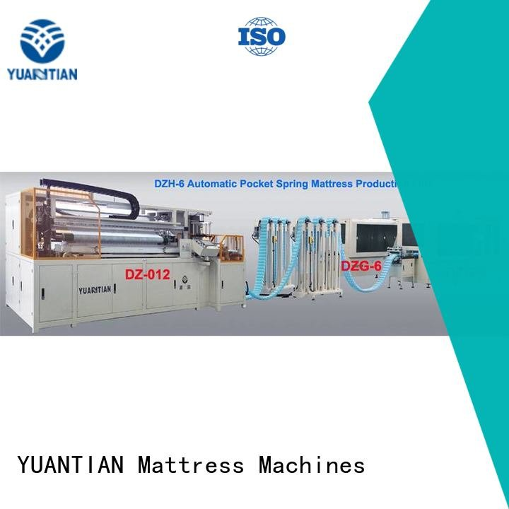 OEM Automatic High Speed Pocket Spring Machine line spring Automatic Pocket Spring Machine
