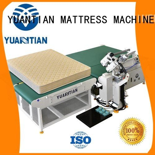 mattress tape edge machine top mattress tape edge machine YUANTIAN Mattress Machines