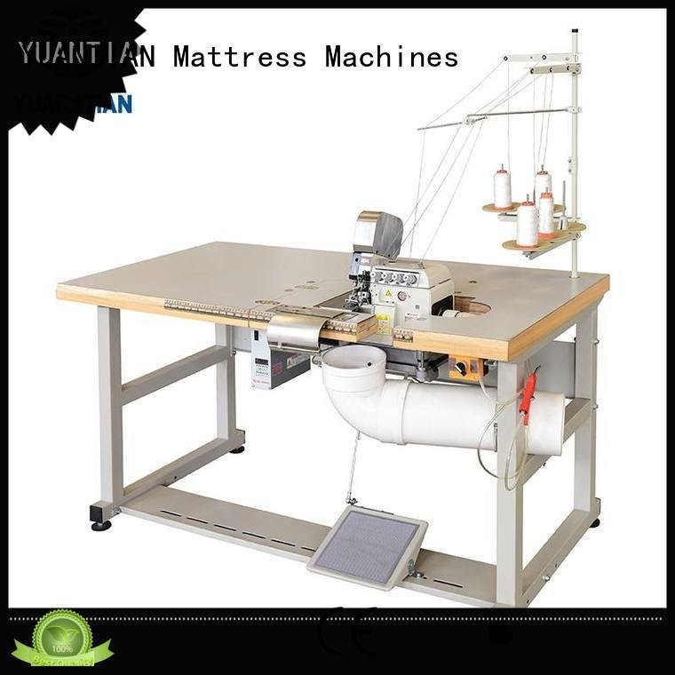 sewing ds7a ds5c Double Sewing Heads Flanging Machine YUANTIAN Mattress Machines