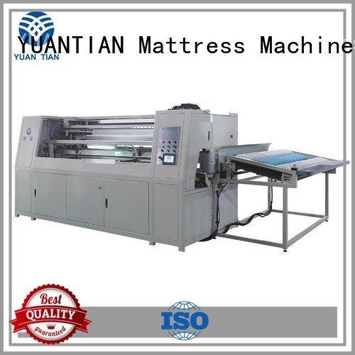 YUANTIAN Mattress Machines pocket Pocket Spring Assembling Machine assembling machine