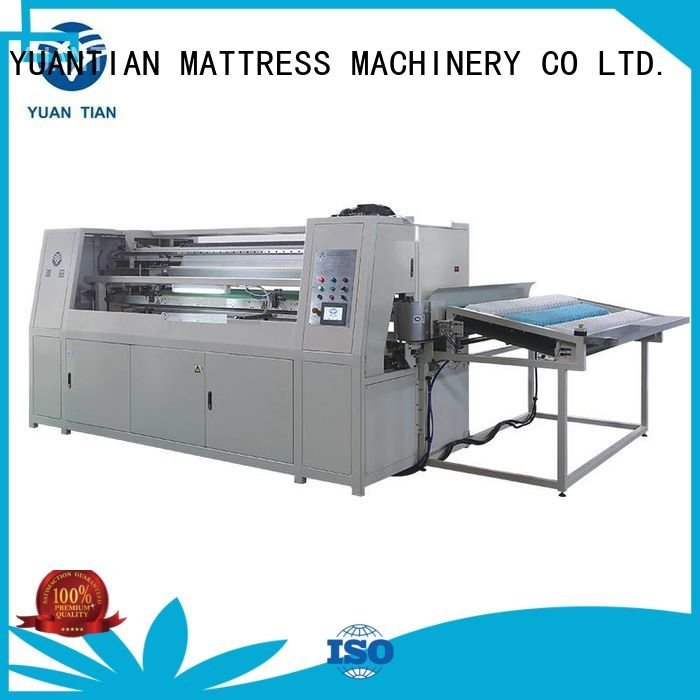 Custom speed Automatic High Speed Pocket Spring Machine automatic Automatic Pocket Spring Machine