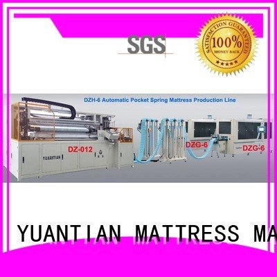 Automatic Pocket Spring Machine pocketspring Automatic High Speed Pocket Spring Machine high