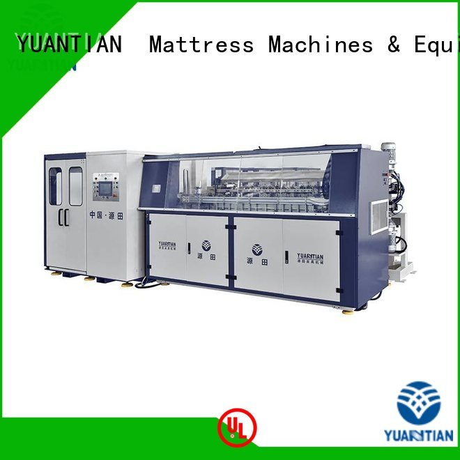 OEM bonnell spring machine machine automatic coiler Automatic Bonnell Spring Coiling Machine
