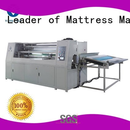 automatic pocket machine Automatic Pocket Spring Assembling Machine YUANTIAN Mattress Machines manufacture