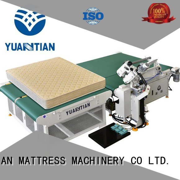 OEM mattress tape edge machine machine edge top mattress tape edge machine