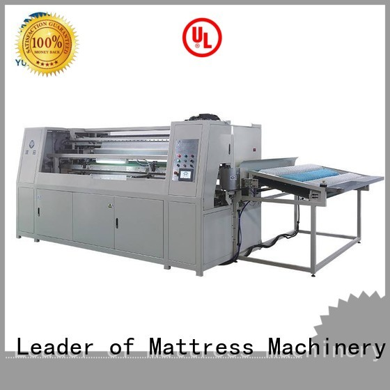 Automatic Pocket Spring Assembling Machine machine pocket automatic YUANTIAN Mattress Machines Brand company