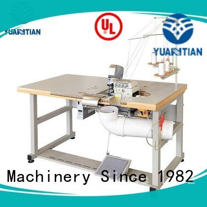 Double Sewing Heads Flanging Machine heads sewing Mattress Flanging Machine YUANTIAN Mattress Machines Brand