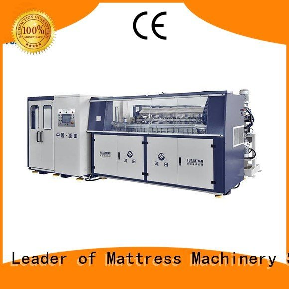YUANTIAN Mattress Machines Brand coiler machine automatic Automatic Bonnell Spring Coiling Machine
