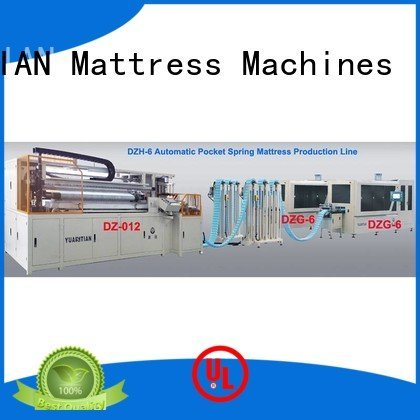 OEM Automatic Pocket Spring Machine dzg1 high dn6 Automatic High Speed Pocket Spring Machine