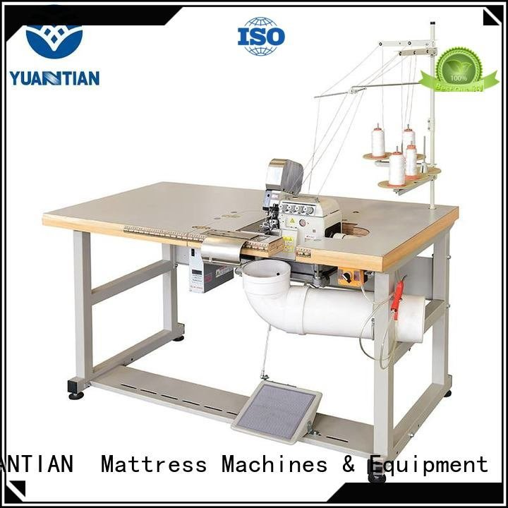 OEM Double Sewing Heads Flanging Machine multifunction mattress double Mattress Flanging Machine