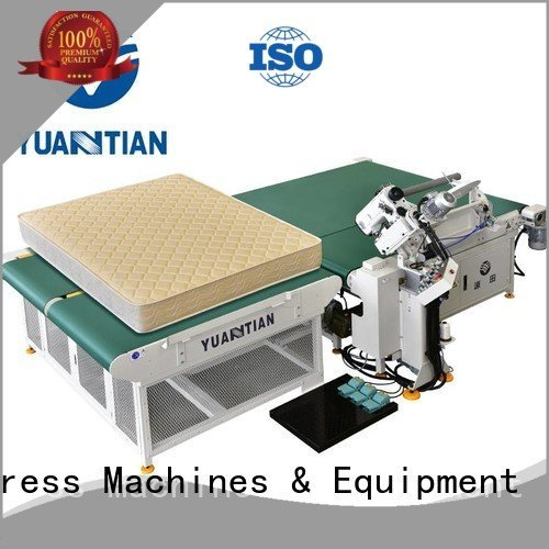 machine edge mattress tape edge machine YUANTIAN Mattress Machines