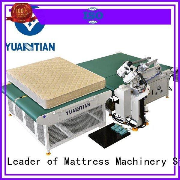 tape edge binding YUANTIAN Mattress Machines mattress tape edge machine