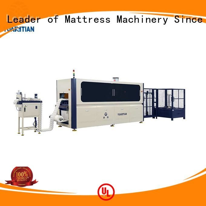 Automatic Pocket Spring Machine production Automatic High Speed Pocket Spring Machine YUANTIAN Mattress Machines