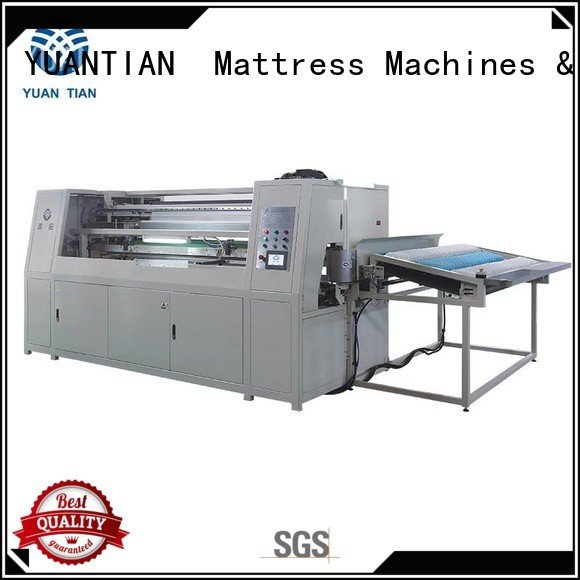 spring dzg1 dzg1a Automatic Pocket Spring Machine YUANTIAN Mattress Machines