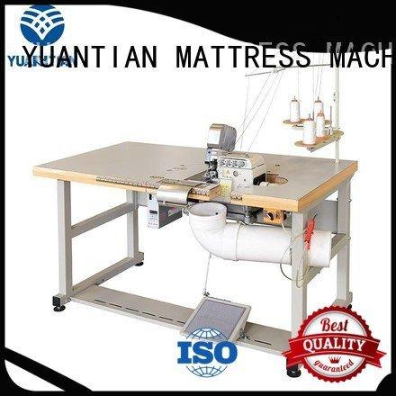 ds8a flanging Mattress Flanging Machine dss1250 YUANTIAN Mattress Machines