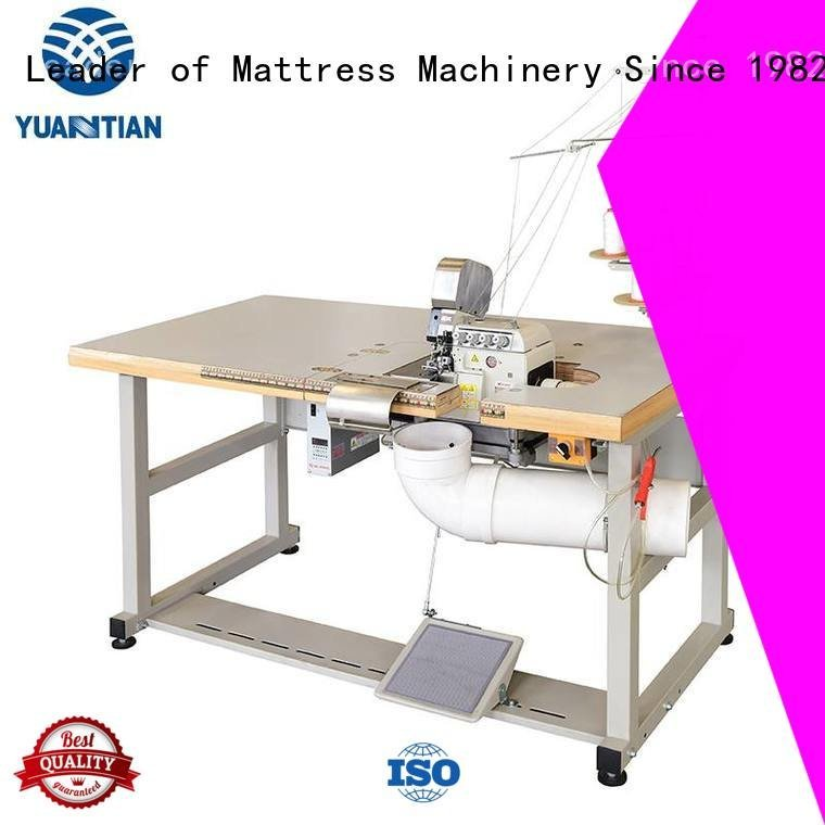 Custom sewing multifunction Mattress Flanging Machine