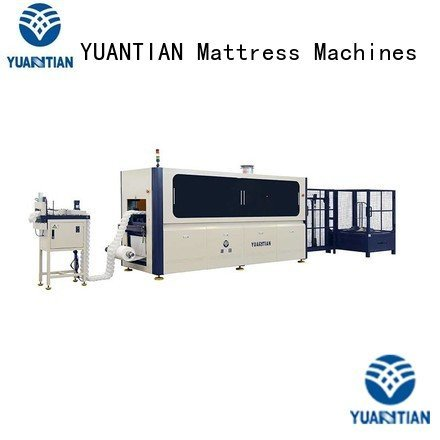 speed automatic Automatic Pocket Spring Machine YUANTIAN Mattress Machines