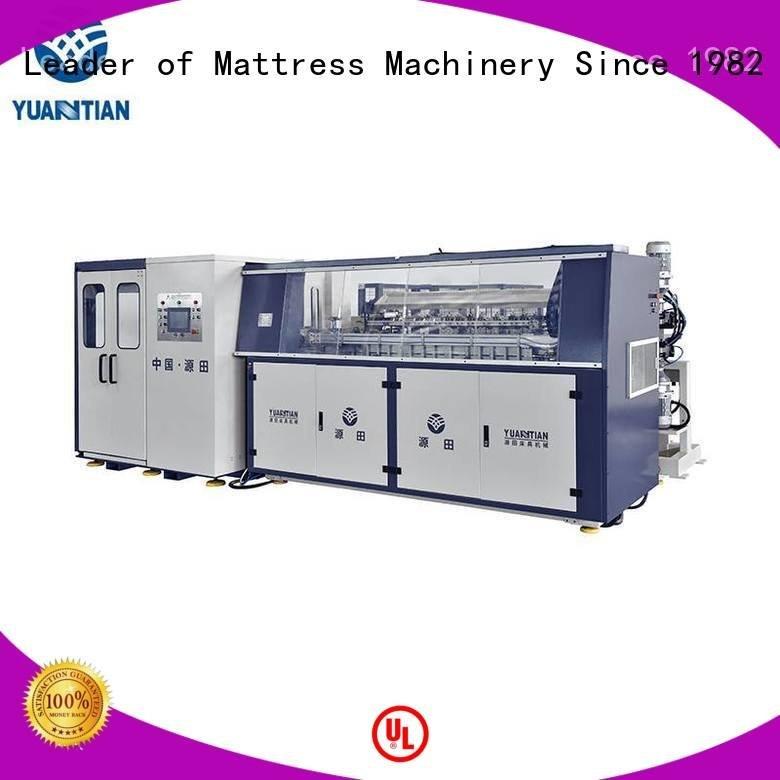 bonnell machine unit YUANTIAN Mattress Machines Automatic Bonnell Spring Coiling Machine