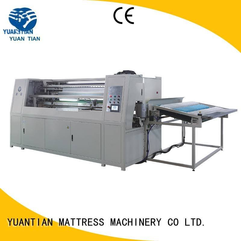 Automatic Pocket Spring Machine assembling high automatic production Bulk Buy